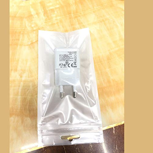 Triamisu 1A Adaptador de Corriente USB Dual portátil Cargador de teléfono móvil...