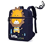 Best 3d Backpacks - willikiva Cute Zoo Little 3d Backpack Kid Backpacks Review