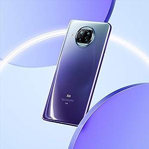 """Xiaomi Mi 10T Lite 5G - Smartphone 6+64GB, 6,67"""" FHD+, Snapdragon 750G, 4x Cámara de 64 MP con IA, 4820 mAh, Gris Perla, con Alexa Hands-Free [Versión ES/PT]"""
