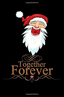 together forever: marriage  Lined Notebook / Diary / Journal To Write In 6