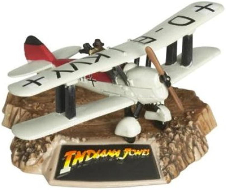 Indiana Jones Titanium Series Last Crusade Biplane