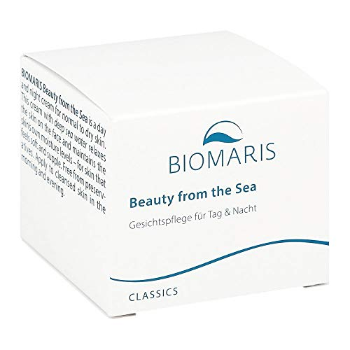 BIOMARIS Beauty from the Sea Creme Tag & Nacht, 50 ml