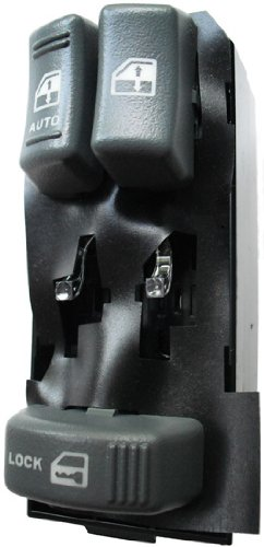 SWITCHDOCTOR Window Master Switch for 1995-2002 Chevrolet S-10