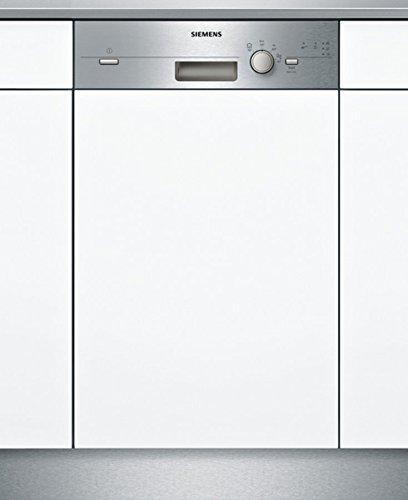 Siemens SR514S00CE Geschirrspüler Teilintegriert / A+ / 220 kWh/Jahr / 2380 L/jahr / Edelstahl / AquaStop / DuoPower-Doppelsprüharm
