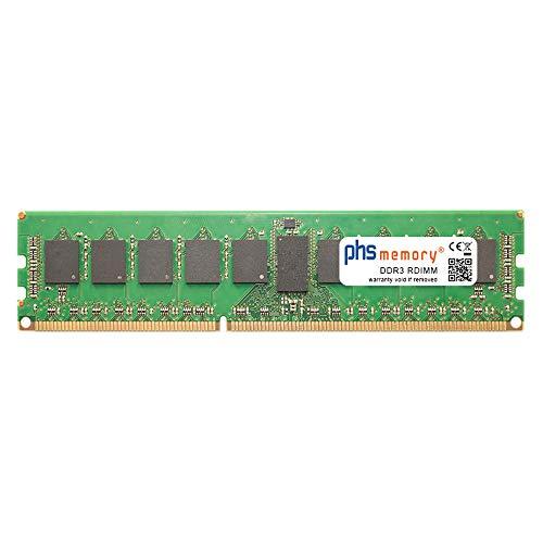 PHS-memory 4GB RAM Speicher für Asus Rampage IV Black Edition DDR3 RDIMM 1333MHz