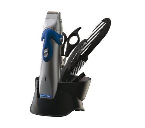 La tondeuse waterproof Multi Shaver de Lanaform au look design vous apporte un rasage net à domicile, est rechargeable et munie d'accessoires de coupe.