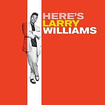 Here's Larry Williams (Bonus Track Version)
