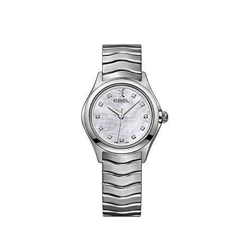 [エベル] 腕時計 1216267 正規輸入品 シルバー