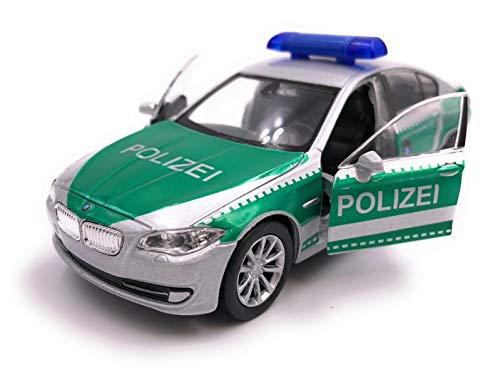 H-Customs 535i 5.35i 5-delige politie modelauto auto gelicentieerd product 1:34-1:39