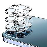 EGV Compatibile con iPhone 12 Pro 6.1 Pollice Pellicola Fotocamera,3 Pack Vetro Temperato