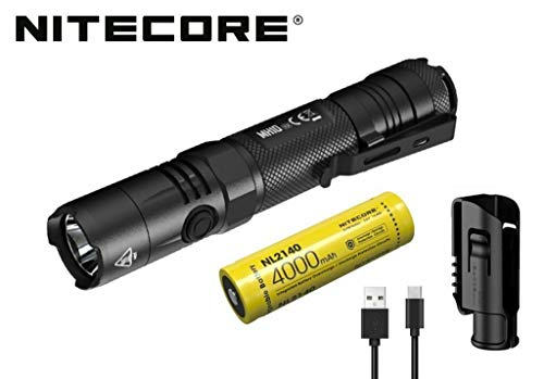 Nitecore MH10 V2 lampe torche rechargeable