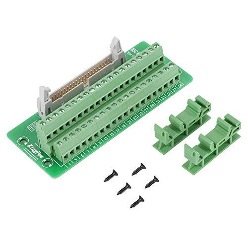 IDC40P Conector de bloque de terminales de placa de conexión de...