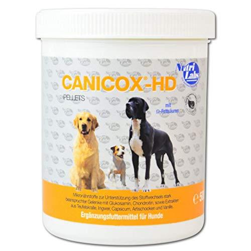 NutriLabs Canicox-HD Pellets 500 g