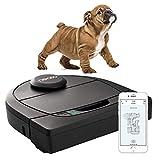 Neato Robotics D450 Premium Pet Edition - Compatibile con Alexa - Robot...