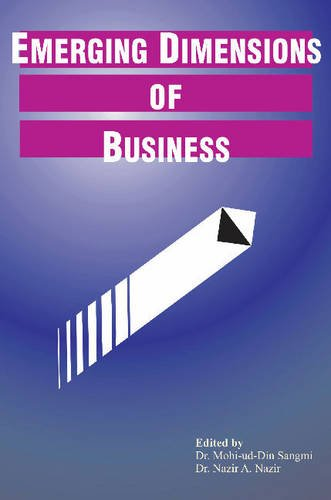 Emerging Dimensions of Business