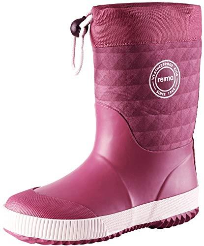 Reima Loitsu Gummistiefel Kinder Dark Berry Schuhgröße EU 33 2019 Schuhe