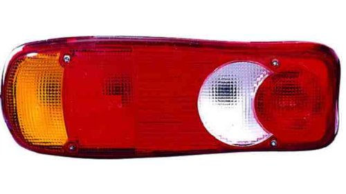 TULIPA para Piloto Trasero Izquierdo=Derecho UNIVERSAL Camiones-Remolques/Trucks-Trailers Solamente TULIPA Ambar Blanco Rojo MULTIFUNCION