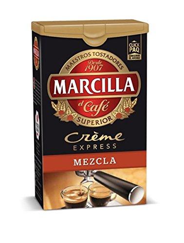 Marcilla: Creme Express Mezcla - gemahlener Kaffee - 250g