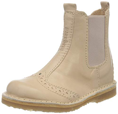 Bisgaard Mädchen MASI Chelsea Boots, Pink (Nude 1616), 24 EU