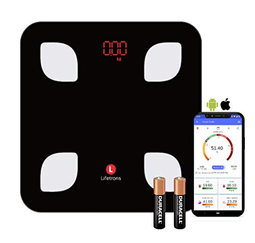 Lifetrons Smart Bluetooth Digital Smart Fitness Body Fat...