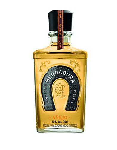 Tequila Herradura Anejo - 100% Agave - 40% Vol. (1 x 0.7 l)/24 Monate Fassreife/Amerikanische Weißeiche