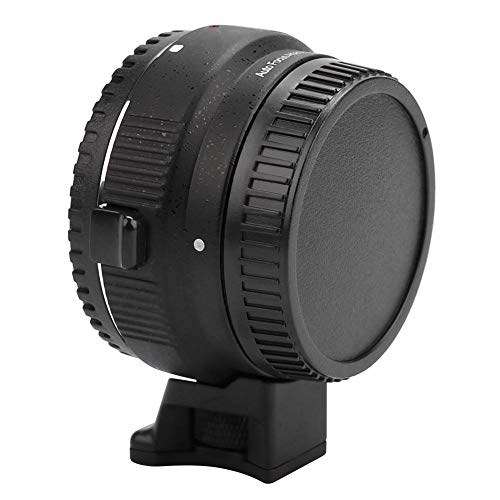 Adaptadores de Lente de Cámara Commlite 66,6 X 26,0 Mm / 2,2 X 1 Pulg.Enfoque Automático para Canon EOS EF para Sony E-mount NEX A7 A7R Función IS Diseño de Orificio de Apertura Aleación de Plástico