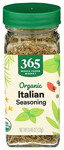365 by Whole Foods Market, Organic Seasoning, Italian, 0.46 Ounce