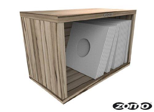 ZOMO VS-BOX 7/100 soportes de accesorios para vinilos y DJ diseño de rayas