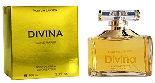 Divina first edition Parfüm Lucien George 100ml Eau de Parfum