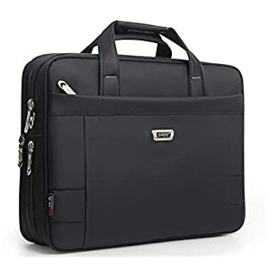 SanDoll amazonからFBA即日発送 ビジネスバッグ 就活バッグ リクルートバッグ パソコンバッグ 大容量 通勤バッグ メンズPCバッグ 撥水 自立 営業バッグ 出勤バッグ 1年保証