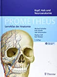PROMETHEUS Kopf, Hals und Neuroanatomie: LernAtlas Anatomie - Michael Schünke