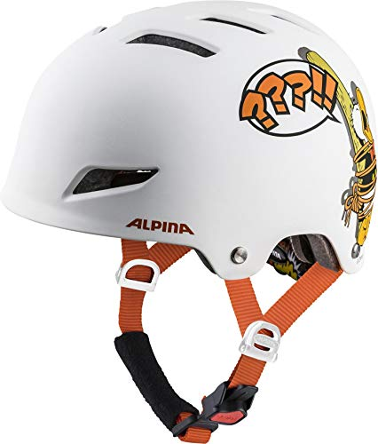 ALPINA PARK JR. Fahrradhelm, Kinder, Disney Donald Duck, 51-55