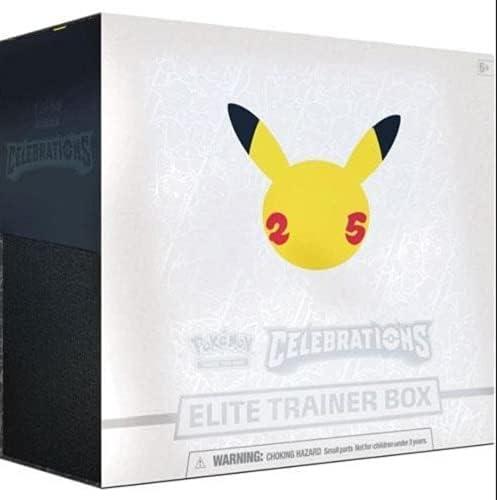 Pokémon TCG: Celebrations Collection Elite Trainer Box