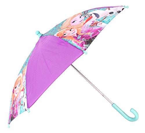 Disney Frozen Elsa und Anna Regenschirm