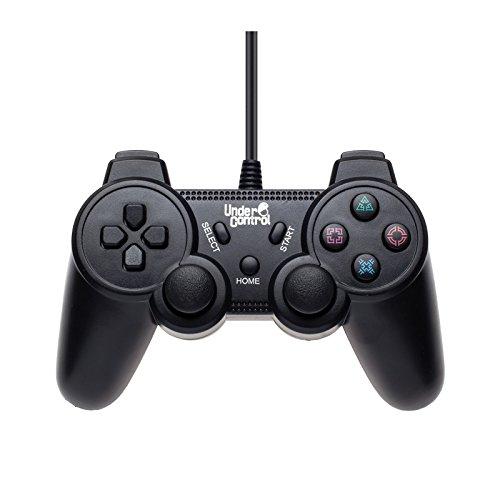 Manette filaire pour PS3 Noir