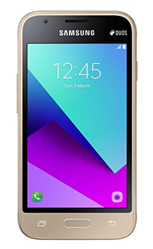 SAMSUNG GALAXY J1 MINI PRIME SM-J106F GOLD 8GB SINGLE SIM UNLOCK 2016 MODEL, 3G
