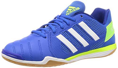 Adidas Top Sala, Zapatillas Deportivas Fútbol Hombre, Azul (Glory Blue/FTWR White/Team Royal Blue), 42 EU