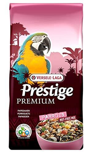 Versele Laga Vogelfutter Prestige Premium Papageien Parrots 15kg