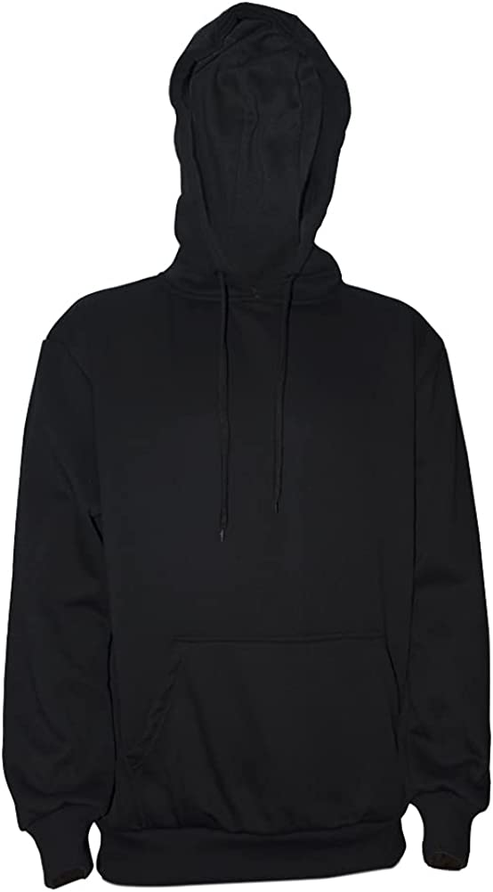 HARGLESMAN Mens Hoodies Fashion Casual Hooded Pullover Sweatshirt with Pocket