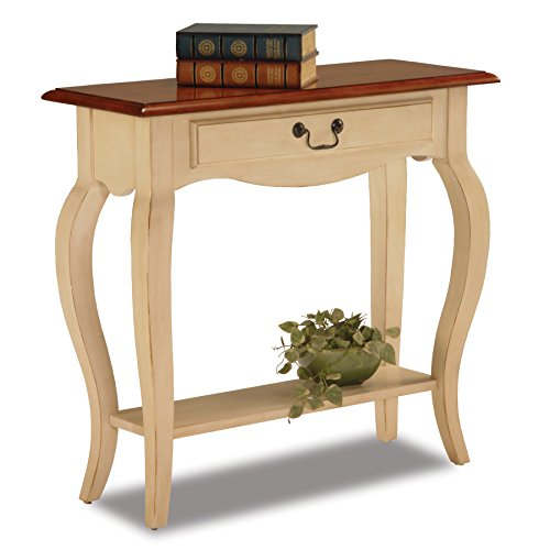 French Hall Console Table in Ivory