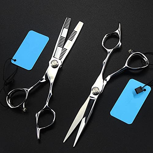 Hair Cutting Scissors Shears Professional Ice 440c japan Bombing free shipping 6 A surprise price is realized inch