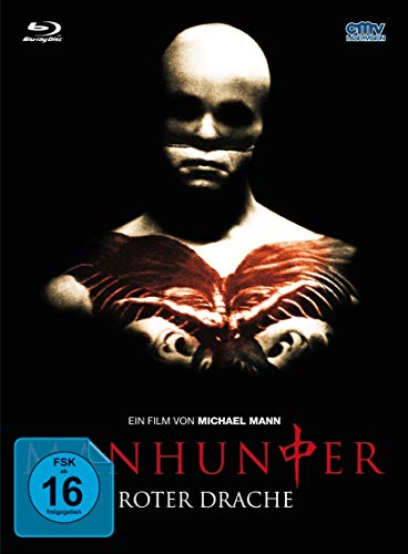 Manhunter - Mediabook - Cover B - Limited Edition (+ DVD) [Blu-ray]