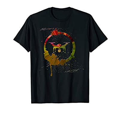 Drone Storm Multicolor RC Drone T-Shirt