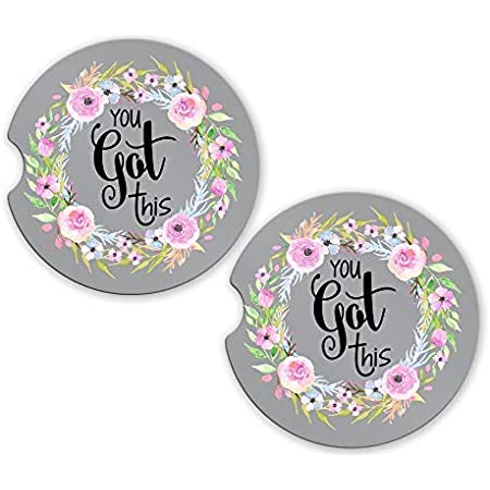 Car Accessories For Her Neoprene Cup Holder Coaster Bow Sandstone Coaster Auto Coaster Miss Mouse Clothes Car Coaster Coaster