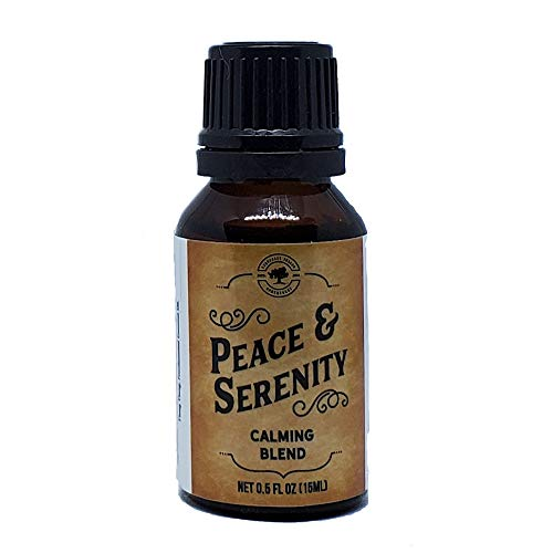 Peace And Serenity Pre-Diluted Essential Oil Blend 15ml (0.5...