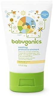BabyGanics Healin Groovy Protective Ointment, Tube, 3.25-Ounce