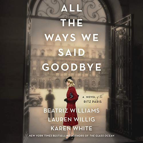 Page de couverture de All the Ways We Said Goodbye