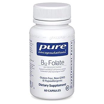 Best vitamin b12 pure encapsulations Reviews
