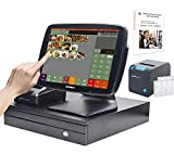 Best Pos Systems - ZHONGJI A3POS System for Restaurants Bar Businesses Review