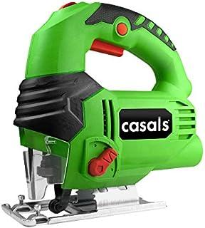 Casals C05111000 Sierra de calar 650 W, 230 V, Negro, Verde, Watios